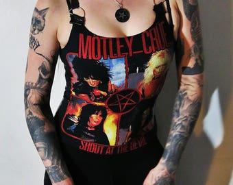 Motley Crue Tank Top