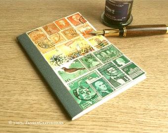 Stamp Art Journals