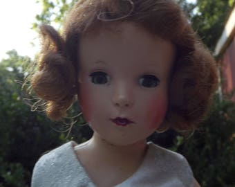 "Beautiful 14"" American Character Sweet Sue Doll"