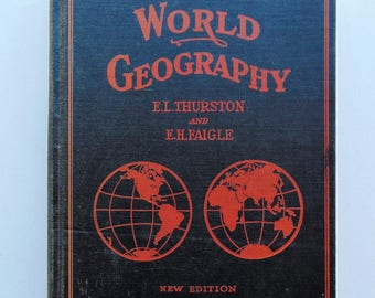 1947 World Geography