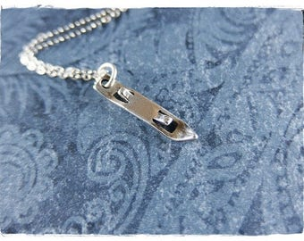 Tiny Bottle Opener Necklace - Sterling Silver Bottle Opener Charm on a Delicate Sterling Silver Cable Chain or Charm Only
