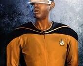 Star Trek Geordi La Forge...
