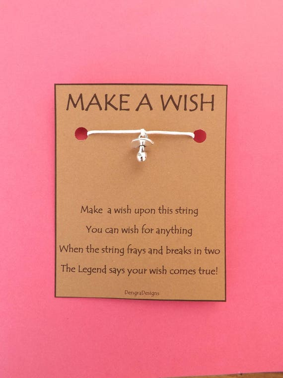 Pacifier Wish String