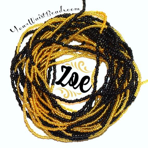 Waist Beads ~ ZOE ~ YourWaistBeads.com