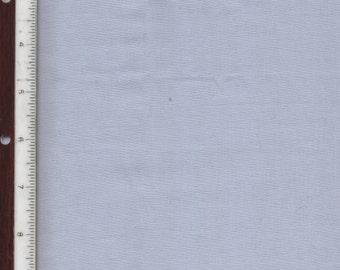 "Light Grayish-Blue Solid - 37"" L X 45"" W - 100% Cotton Fabric"