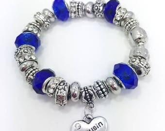 Cousin Charm Bracelet