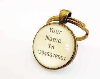 Personalized luggage tag,custom bag tag,travel tag,id tag,kids id tag,emergency,ICE,customised name tag,travelers gift,custom tags,gift