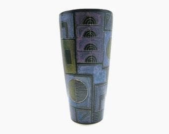 Vintage German Pottery Design Lu Klopfer | Mid Century Design
