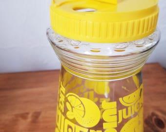 Vintage Juice Pitcher