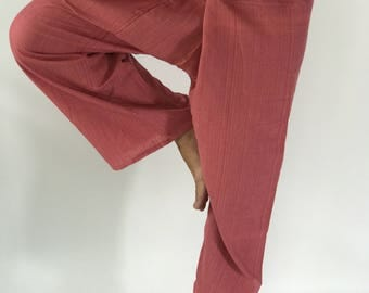 TC0021 Thai fisherman/Yoga are pants Free-size: Will fit men or woman