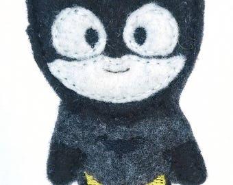 Batman -Finger Puppet-Kid's car toy