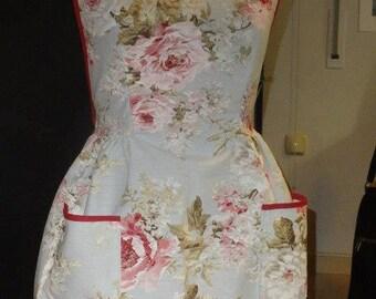 Vintage pattern Romantic apron.