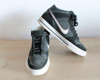 Vintage NIKE Sneaker, NIKE high-top, Size US 6