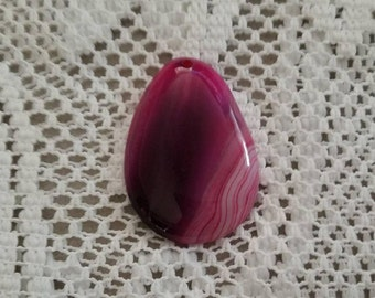 Geode Agate Teardrop Pendant,jewelry,supply,making,necklace