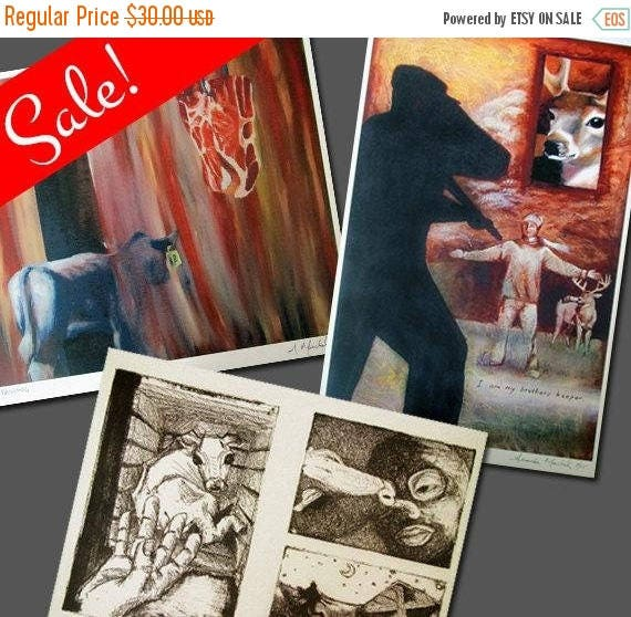 ON SALE Buy 2 Prints, Get 1 FREE