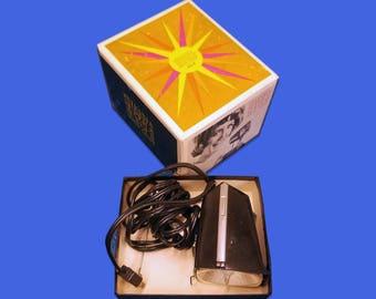 Sylvania Super 8 Sun-Gun Movie Light 8mm Retro Vintage Mid Century