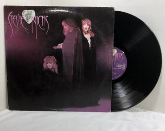 Stevie Nicks The Wild Heart vinyl record 1983 Rock VG+/EX