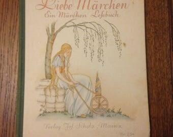 1940 Grimm Liebe Märchen/Love Tales