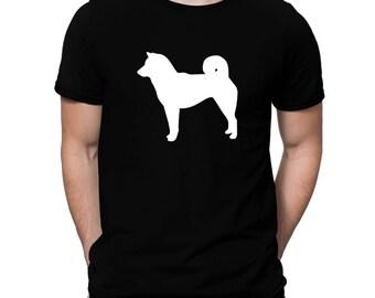 Shiba Inu SILHOUETTE T-Shirt