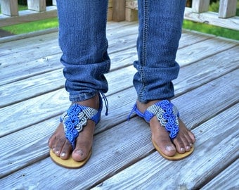 Muscari Baguette sandals,women