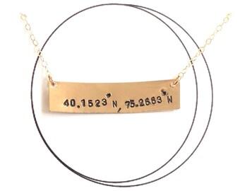 Longitude Latitude Gold Bar, Coordinates Gold Bar, Coordinates Silver Bar
