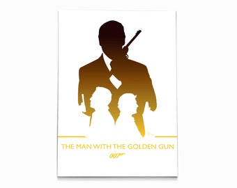 James Bond - The Man With The Golden Gun - Digital Download