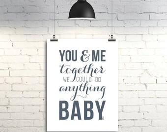 Dave Matthews Band - You and Me Lyrics