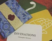 Divinations by Christopher McCurry (poetry cards for insight & foretelling)