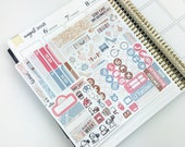 Stay Chic // Ultimate Weekly Planner Kit (280+ Planner Stickers)