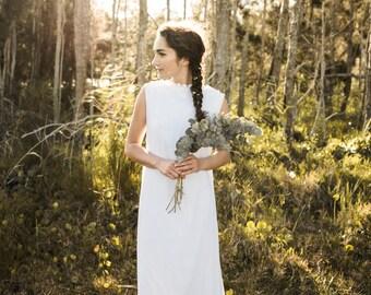 CHARLOTTE - Vintage Wedding Dress