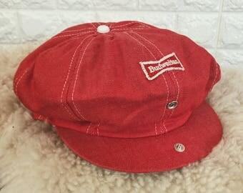 Vintage 80's Budweiser cap