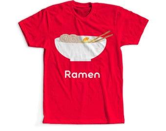 Ramen Tshirt - Medium