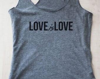 Love is Love Tank