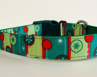 READY TO SHIP! Christmas Ornaments Collar