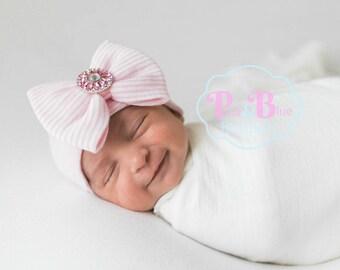 BABY GIRL HAT, baby girl newborn hat, baby girl hat, girl baby hat, hat baby girl newborn girl, newborn hat, girl baby newborn