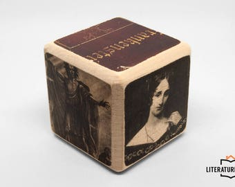 Writer's Block: Mary Shelley (Frankenstein)