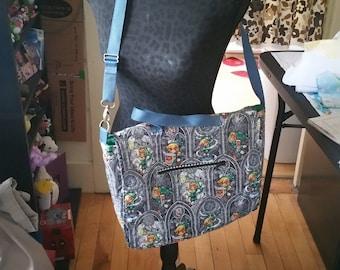 Legend of Zelda Link Messenger Bag with Shoulder Pad