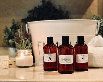 Pure All-Natural Vegan Foot Soap