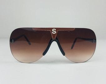 Smoky Aviator Sunglasses