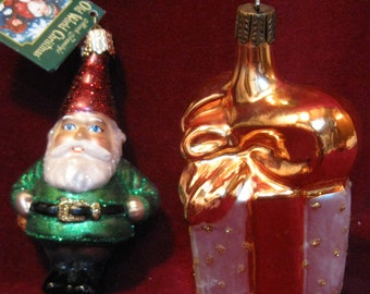 Glass gnome  Etsy