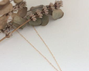 Gold star necklace, double star necklace, star necklace, star pendant
