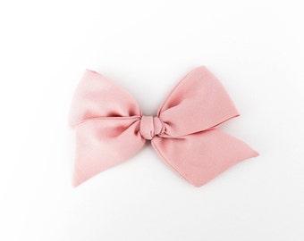 Pinwheel // Crepe Silk Blush
