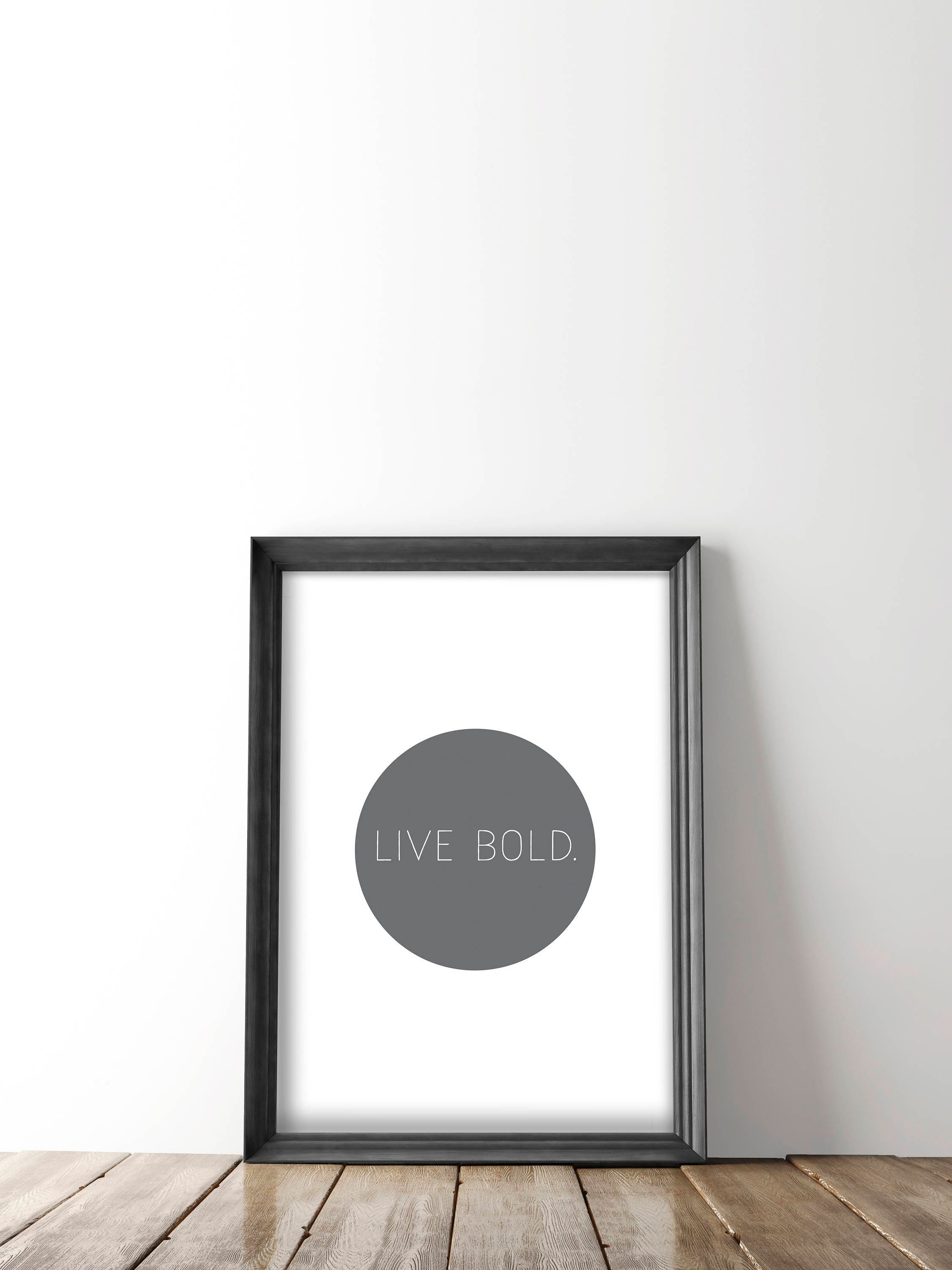 Dorm Prints Simple Art Prints Minimalist Print Family