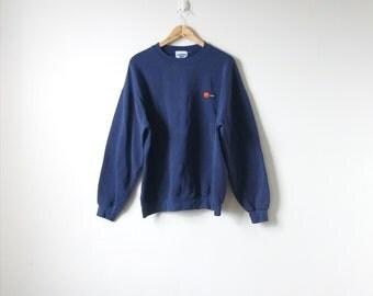 90s McDonalds Sweatshirt - 90s Sweatshirt Vintage Sweatshirt 90s Clothing - Oversized Sweatshirt - McDonalds Logo Sweatshirt - Men's XL