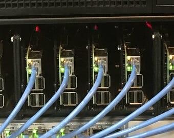 Raspberry Pi Storage Rack RACKMOUNT COMPATIBLE