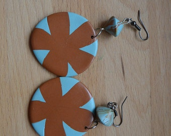 Set blue/Brown
