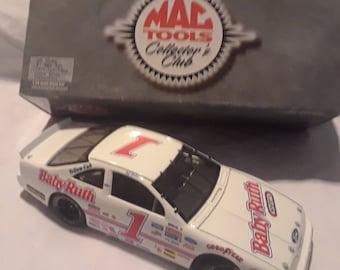 Mac Tools Nascar Babe Ruth Jeff Gordon 1:24 scale die-cast car