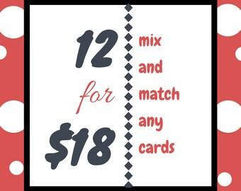 Holiday Card Bundle (12)