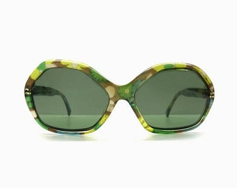 Vintage Sunglasses | 70s Oversize Modell | Made in France