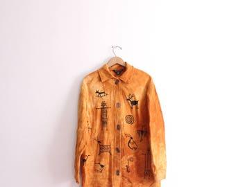 Primitive Drawings Arty 90s Sweatshirt